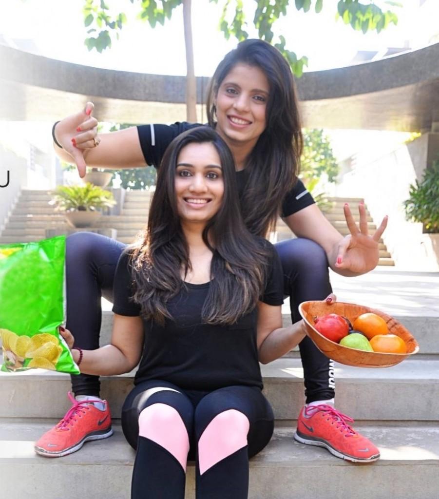 Vidisha Shahani & Mansi Shah Christian