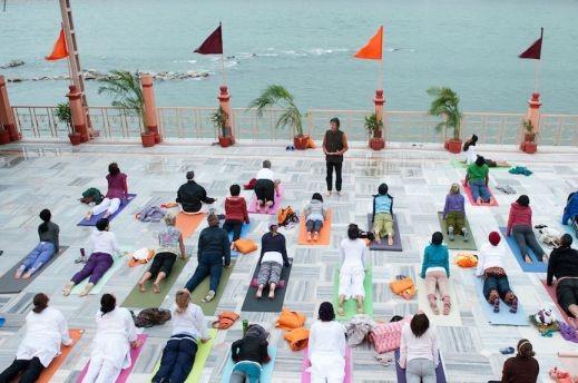 yoga fest