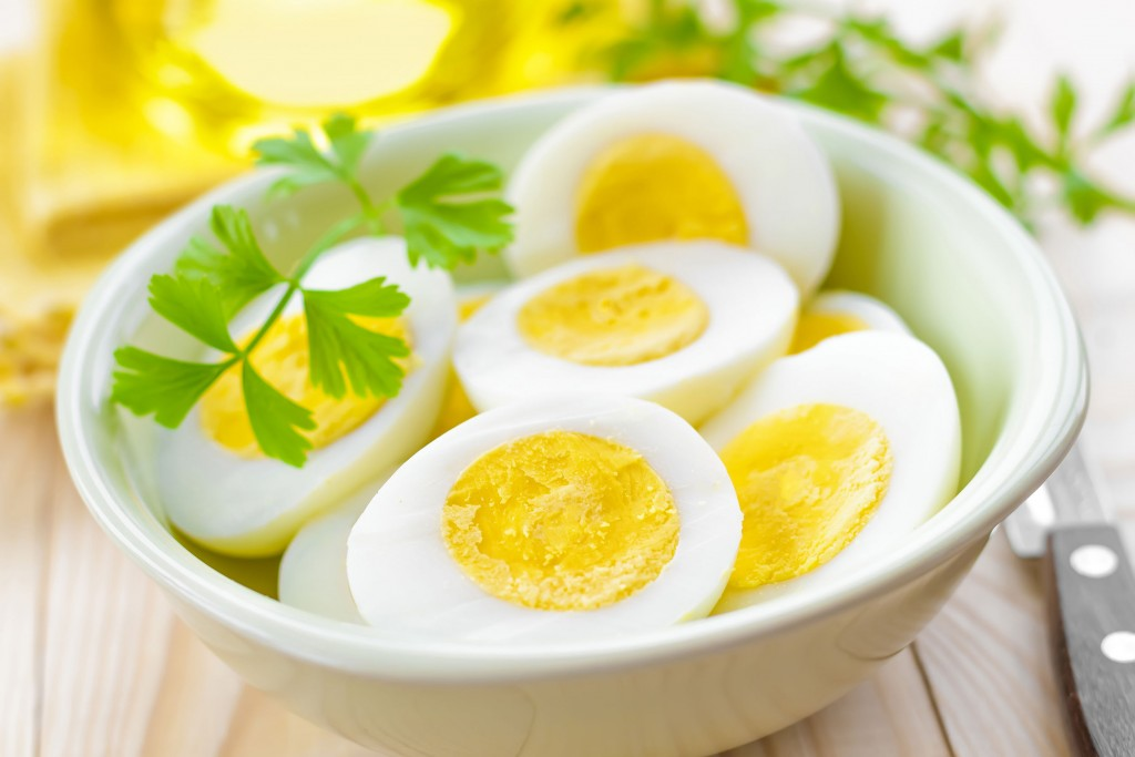boiled eggs health