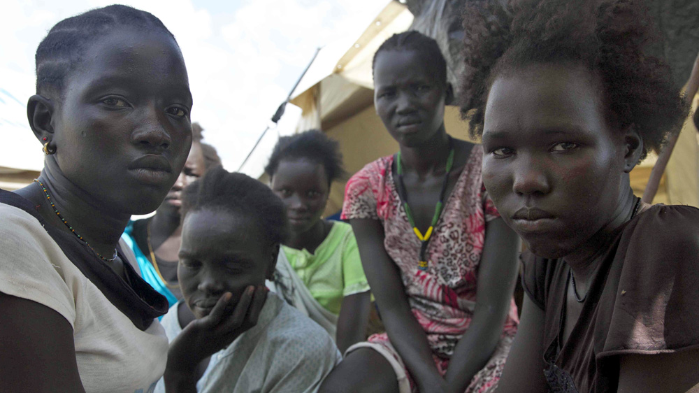 South Sudan Rape - 1