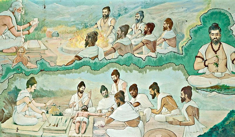 Ayurveda and world