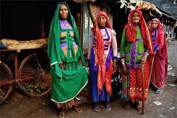 Garasia Tribe polygamy