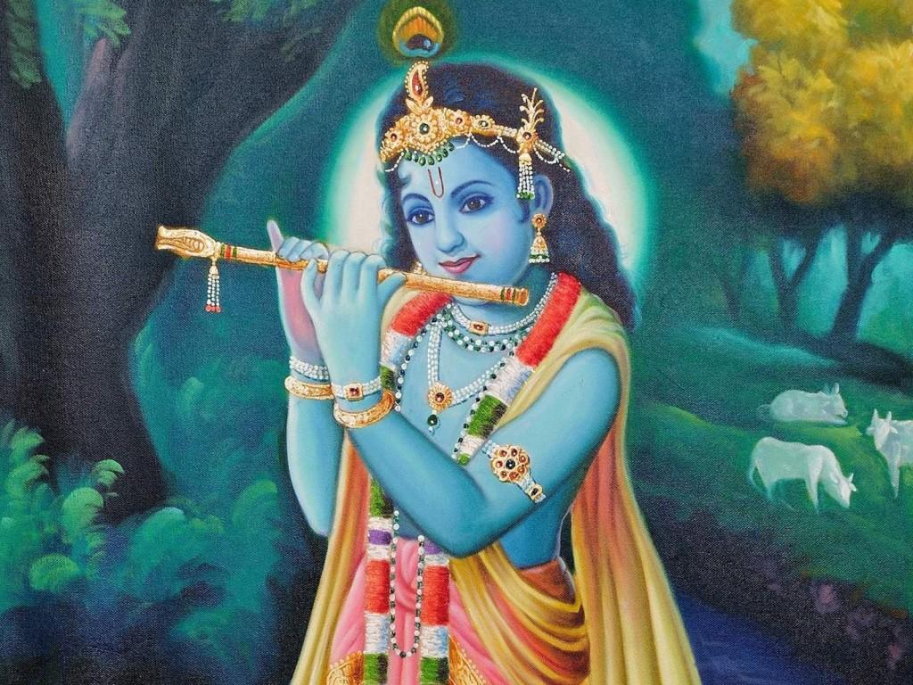 Lord-Krishna-playing-flute-Janmashtami