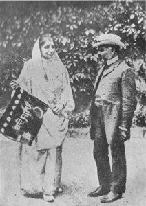 Madam Bhikaji Cama