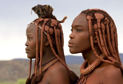 Himba Tribe Women
