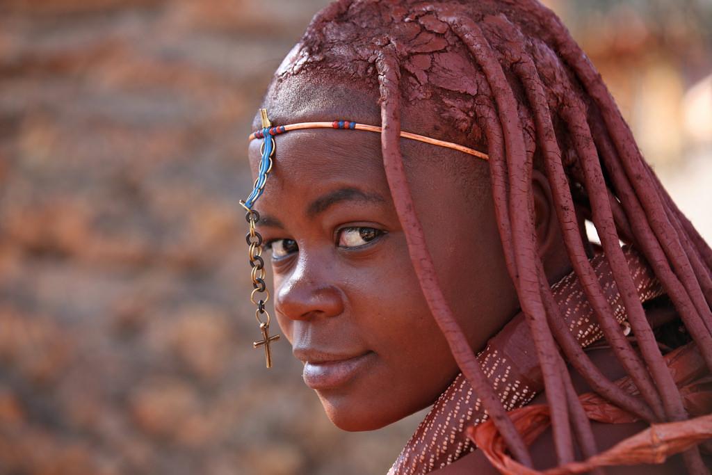 Tribes women Nude Photos 38