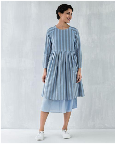 Raglan Sleeve Dress