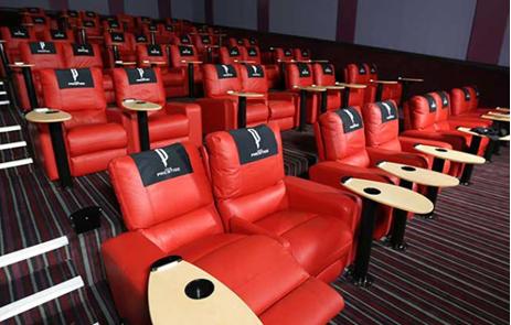 Waterfront's VIP cinema